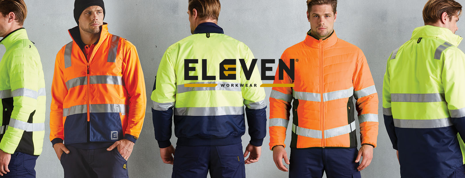 ELEVEN Workwear at RSEA Saftey - The Safety Experts!