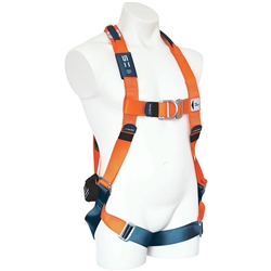 SpanSet® 1104 ERGO Full Body Fall Arrest Harness w/ Dorsal Attachment