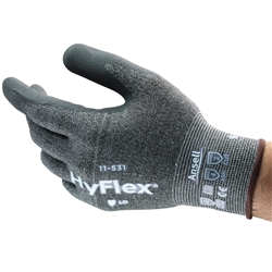 Ansell HyFlex® C3 Palm-Dipped Light Duty Gloves