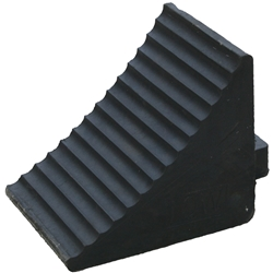 Barrier Group Wide Rubber Wheel Chock WC3