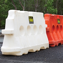 Arrow Delineator Barrier