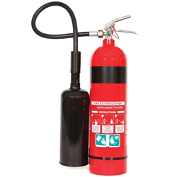 RSEA Safety 2kg Carbon Dioxide Fire Extinguisher