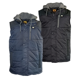 CAT® Workwear Hooded Work Vest