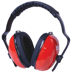 Blue Rapta 29dB CL5 Overhead Earmuff
