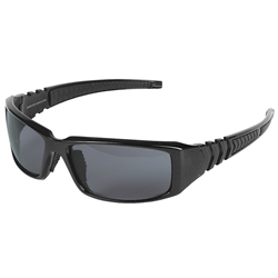 Blue Rapta Memphis Polarised Safety Glasses