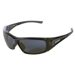 Blue Rapta Blackstar Polarised Safety Glasses