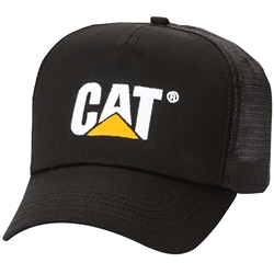 CAT® Workwear Design Mark Mesh Cap
