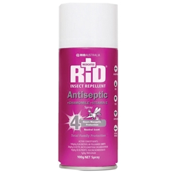 RID Insect Repellent Tropical Aerosol 150g