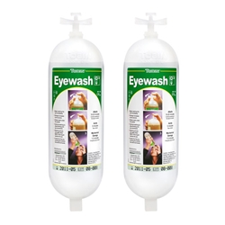 TOBIN Eyewash Replacement 1000ml Bottle (Pk 2) TOB126