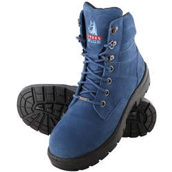 Steel Blue Southern Cross 322360 Blue Safety Boots