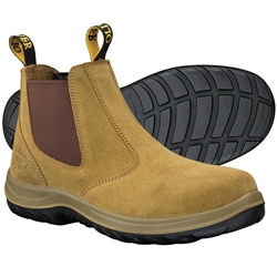 Oliver WB 34-624 Suede E/Sided Safety Boots