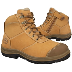 Oliver WB 34-662  Z/Sided Ankle Safety Boots