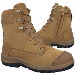 Oliver WB 34-674 Wheat Z/Sided Ankle Safety Boots