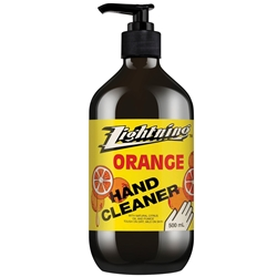 Lightning Hand Cleaner with Pumice 500ml