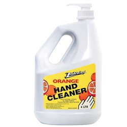 Lightning Hand Cleaner with Pumice 4L Pump