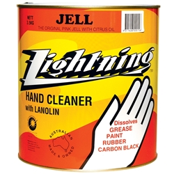 Lightning Products Hand Cleaner Jell 3.5kg 052I
