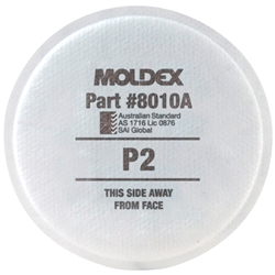 Moldex® 8010A P2 Particulate Pre-Filter (5 Pair)