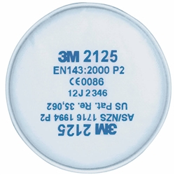 3M™ 2125 P2 Particulate Filter (Pair)