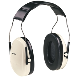 3M™ Peltor™ Low Profile H6 22dB CL4 Headband Earmuff H6A 290