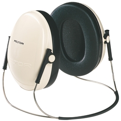 3M™ Peltor™ Low Profile H6 22dB CL4 Neckband Earmuff H6B 290