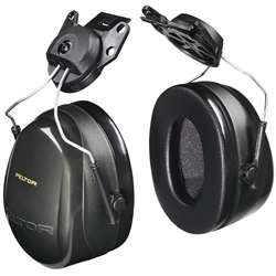 3M™ Peltor™ Deluxe H7 30dB CL5 Helmet Attached Earmuff H7P3G 290