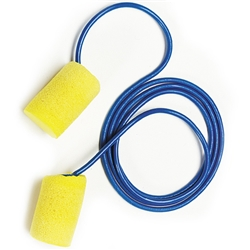 3M™ E-A-R™ Classic™ 21dB CL3 Corded Earplugs 311-1101 (Box 200pr)