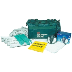 3M™ 25L Oil/Fuel Only Spill Kit Cabin Bag SRCB-PETRO