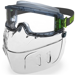 uvex ultravision Lower Face Shield 9301-393