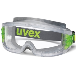 uvex ultravision Clear Frame Safety Goggles 9301-363