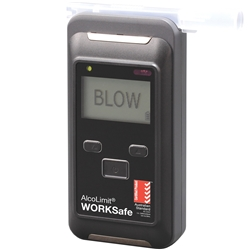 AlcoLimit® WORKSafe Breathalyser ALCO-065