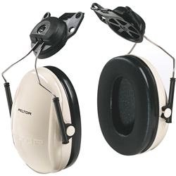 3M™ Peltor™ Low Profile H6 22dB CL4 Helmet Attached Earmuff H6P3E 290