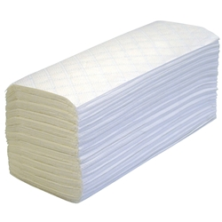 Premium Interleaved Interleaved Hand Towels (Pk 16)