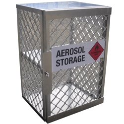 PBA Safety 50 Aerosol Storage Locker 23201