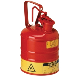 JUSTRITE 4L Type 1 Safety Can 10301
