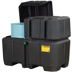 PBA Safety Pty Ltd Double Drum Collection Centre 500L 28683