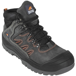 Mongrel Boots 480080 Black Hiker Safety Boots