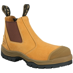Oliver AT 55-322 E/Sided Safety Boots w/ TECtuff Toe Protection