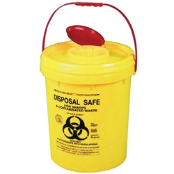 Trafalgar 20L Clinical Waste Bin 15115 850773
