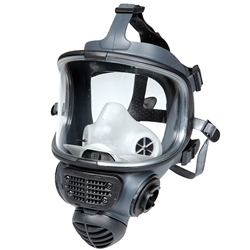 Scott Safety Promask Twin Full Face Respirator w/ Neckstrap