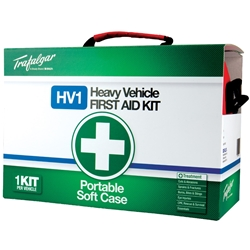 Trafalgar HV1 Heavy Vehicle First Aid Kit 876475
