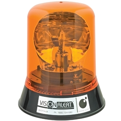 Vision Alert 3 Bolt Amber Beacon Less Bulb