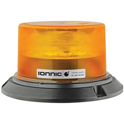 Auto Electrical Beacon LED Ionnic 3 Bolt 12-24V Amber 101000