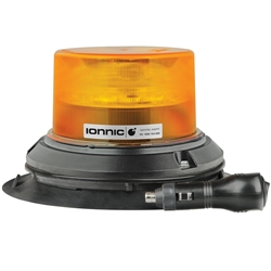 IONNIC LED 12-24V Magnetic Base Amber Beacon 101000