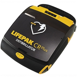 LIFEPAK® CR Plus Fully Automatic Defibrillator