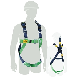 Miller® Polyester Maintenance Harness M1020065