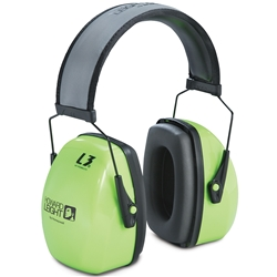 Howard Leight Leightning® Hi-Visibility L3HV 33dB CL5 Headband Earmuff