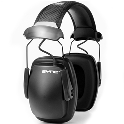 Howard Leight Sync™ 31dB CL5 Stereo MP3 Earmuff