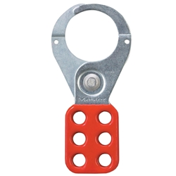 Master Lock® Steel Lockout Hasp 38mm Jaw 0421