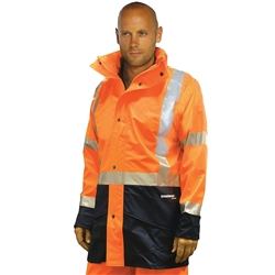Huski 3M™ Taped Hi-Vis Farmwear Jacket