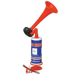 Hand Pump Air Horn with Accessories Pack